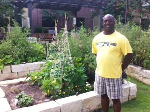 Vernon Bailey Garden Leader