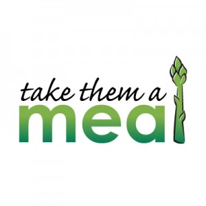 take them a meal clip art